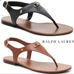 NEW Ralph Lauren Thong Sandal 6.5
